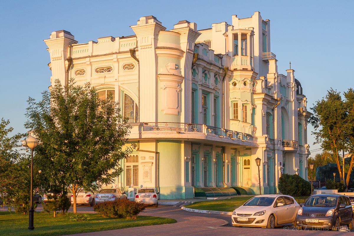 Здание ЗАГС Астрахань фото 2