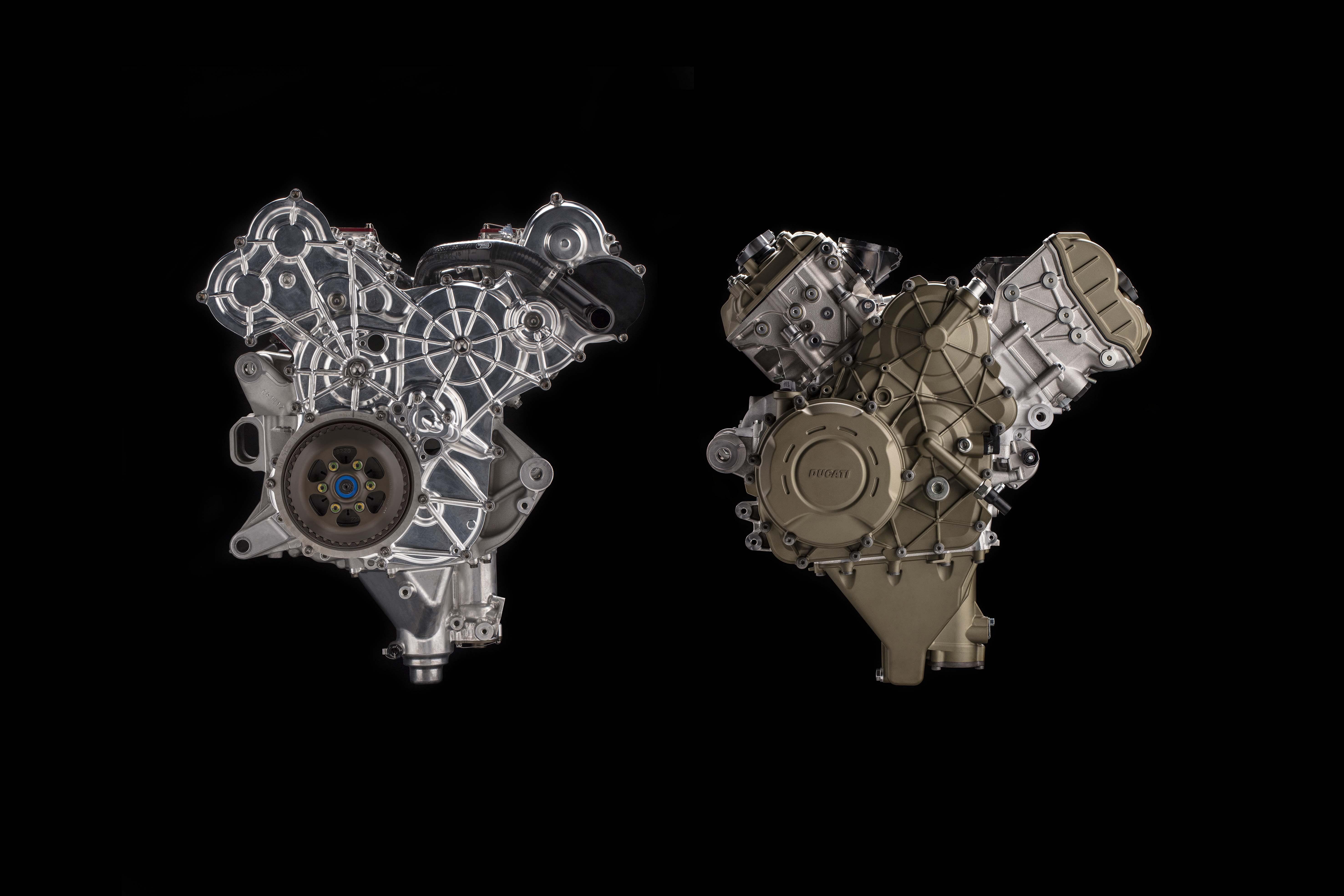 Звук нового мотора Ducati Desmosedici Stradale  (видео)