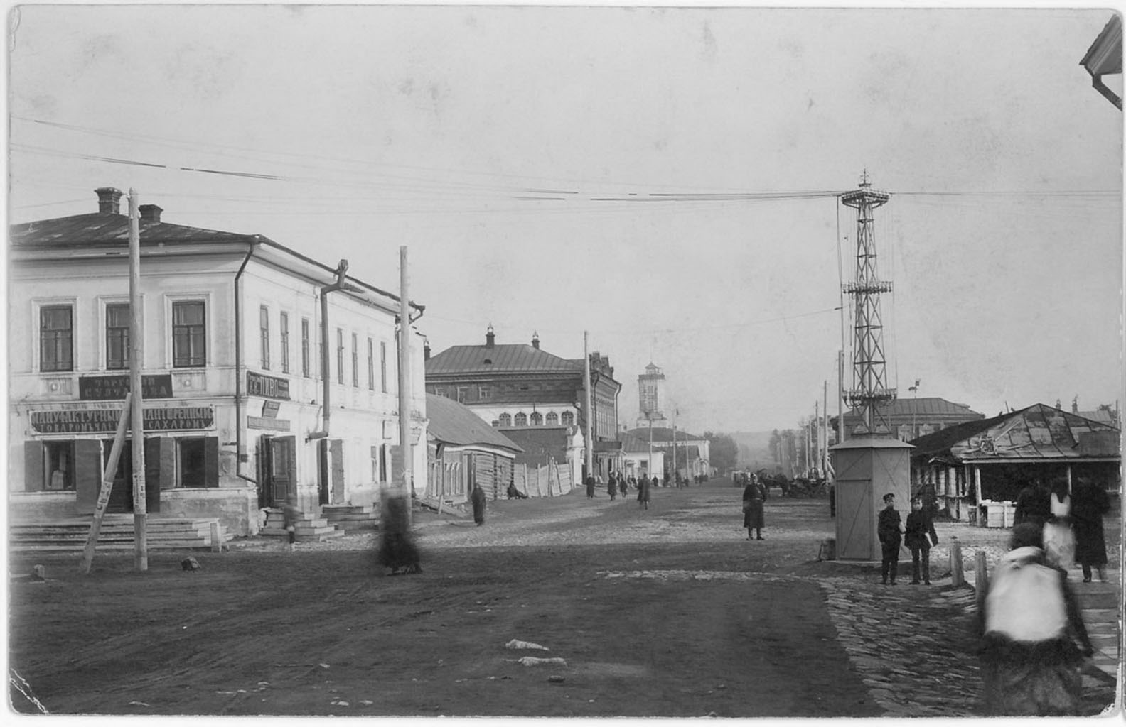 Никольская улица