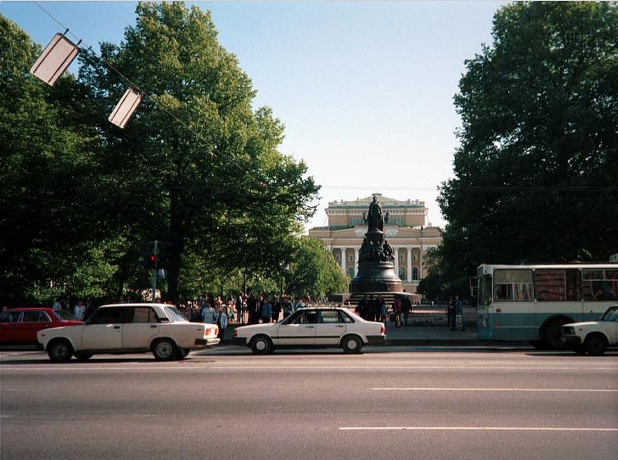 Ленинград. Театр оперы и балета им. Мусоргского