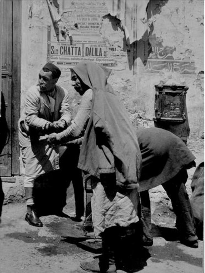 1938. Тунис
