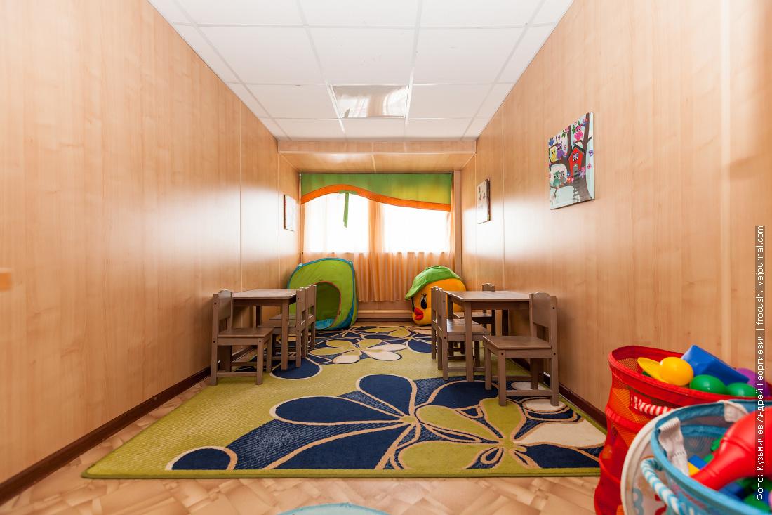 теплоход солнечный город детская игровая комната