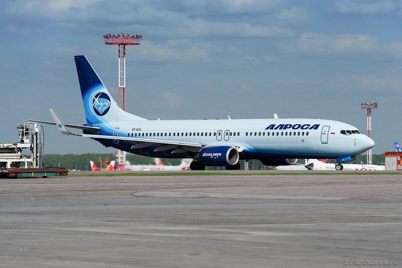 Boeing 737-86N (EI-RCL) Алроса 246_D701855