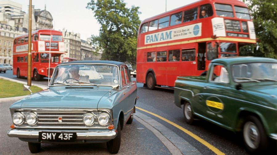1967 Автомобиль «Москвич» в Лондоне.jpg