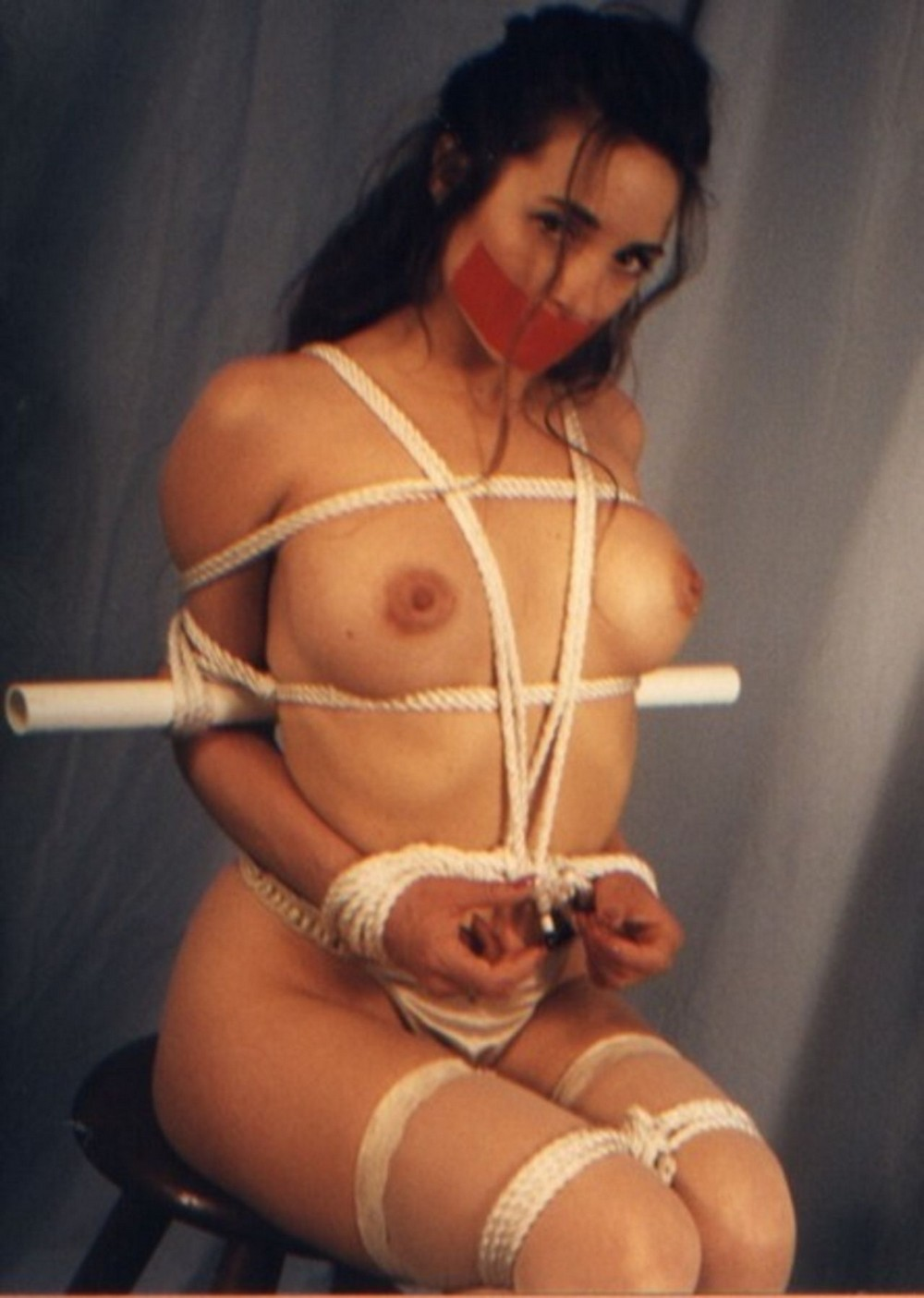 Бандажи, связывания и прочие извращения (18+)