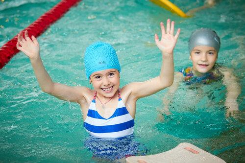 Акция «Научись плавать». Летний лагерь