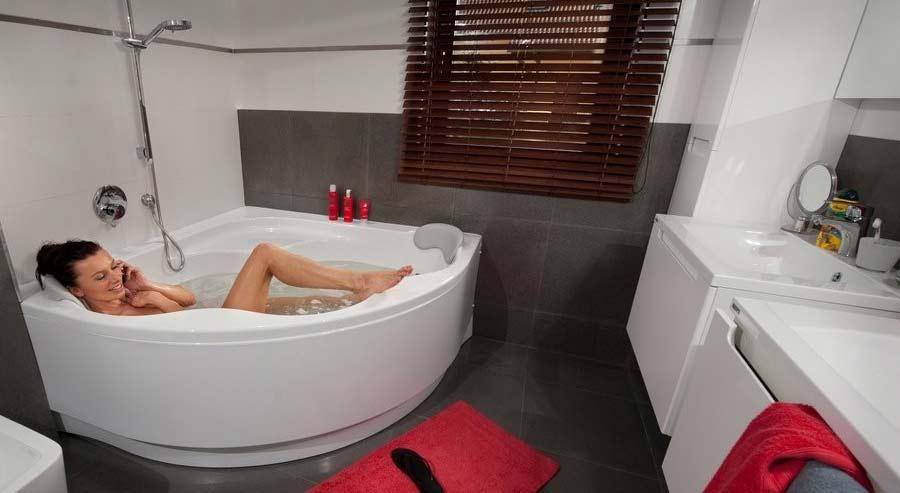акриловые ванные