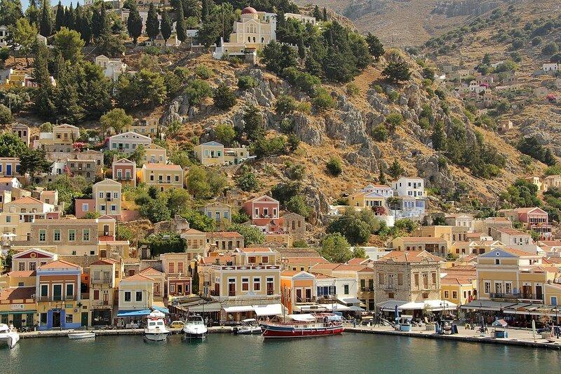Греция-удивительная и неповторимая!