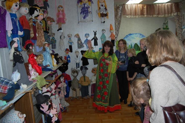 фестиваль кукол