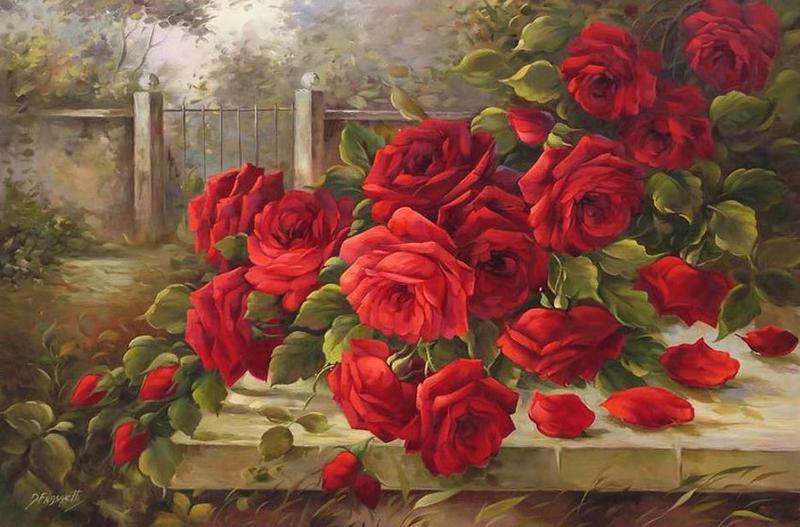 Художник Douglas Frasquetti.