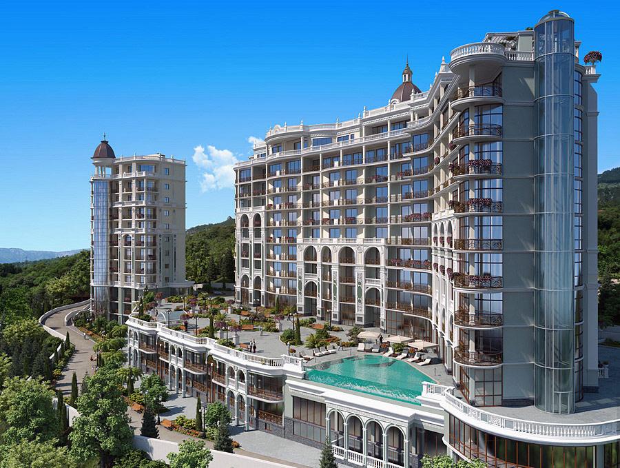 Стоимость жилья вКрыму загод снизилась вовсех городах