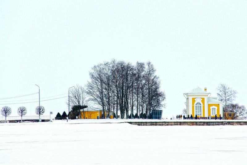 Музей иператорских яхт. Петергоф