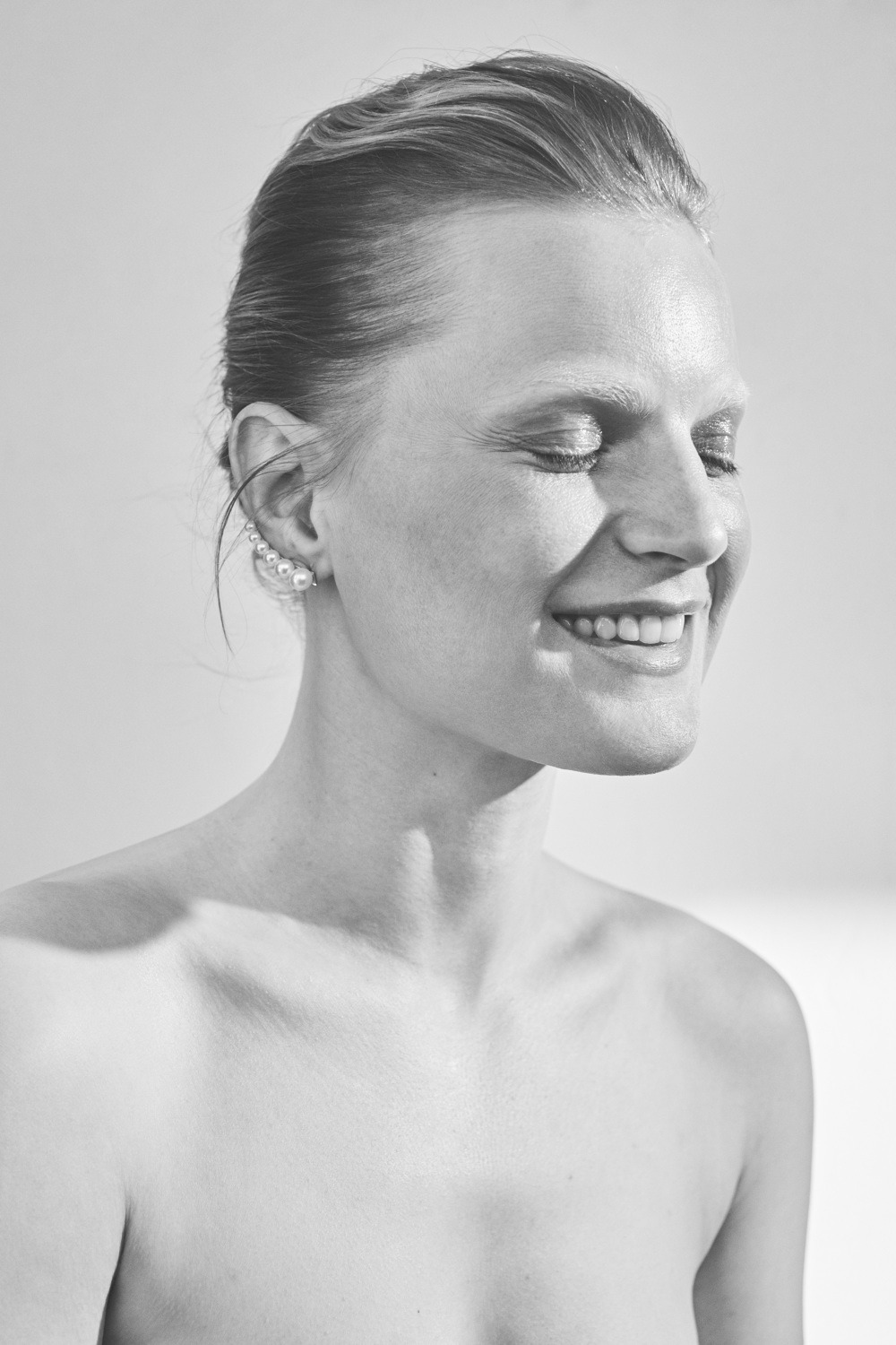 Guinevere Van Seenus for Twin Magazine SS 2017 Photoshoot 2