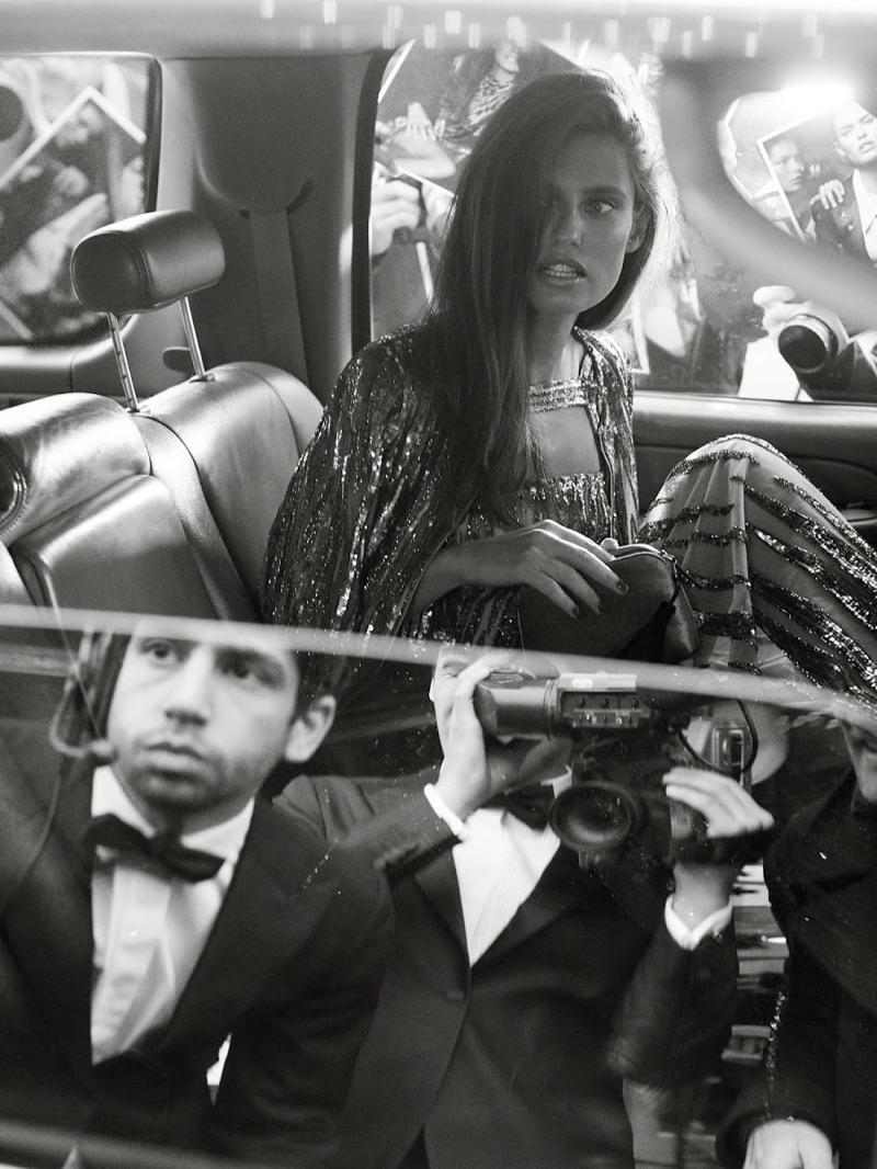 Бьянка Балти в Vogue Arabia (9 фото)