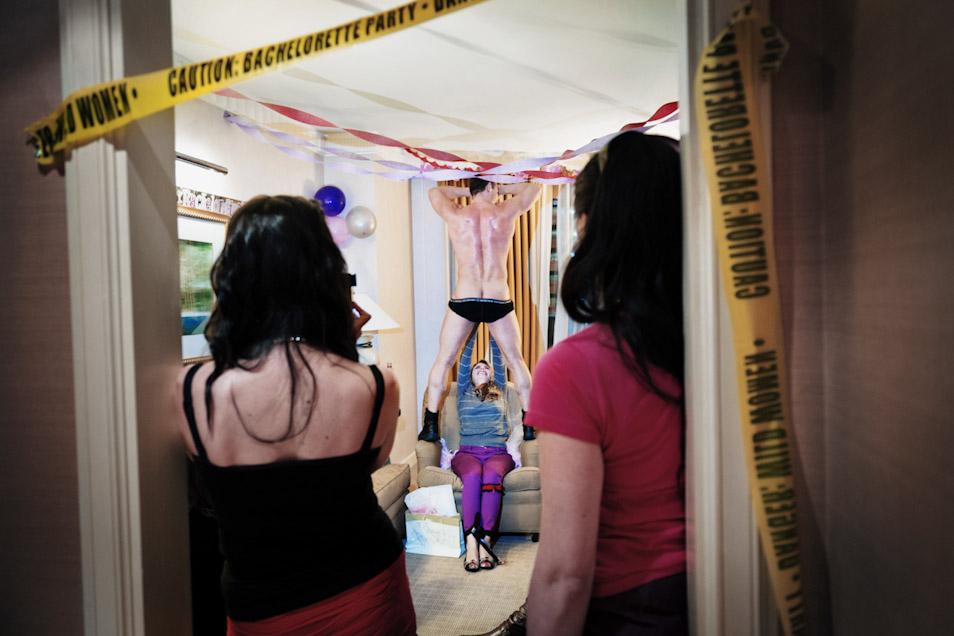 Безбашенные девичники в проекте Дины Литовски Bachelorette