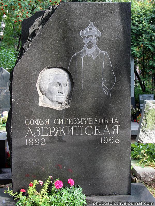 51. Дзержинская Софья Сигизмундовна — жена Ф.Э. Дзержинского.