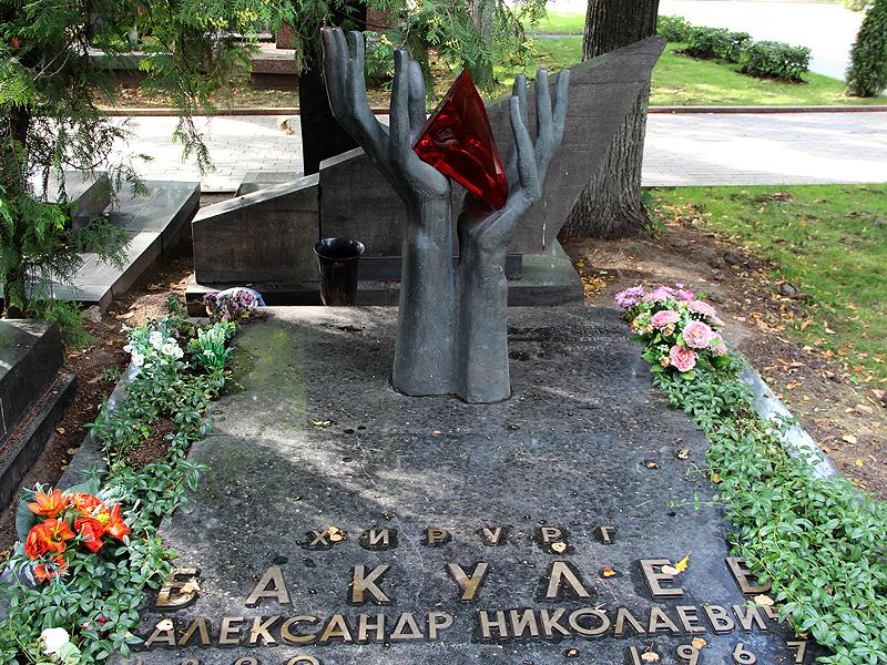 52. Бакулев Александр Николаевич — крупный советский ученый-хирург, один из основоположников сердечн