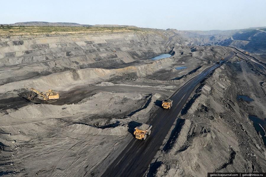 Уголь, добываемый на «Бачатском угольном разрезе», отгружается более чем в 16 стран ближнего и