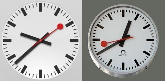 Оказывается, эти часы настолько известны, что их решила стырить компания Apple, когда модернизировал