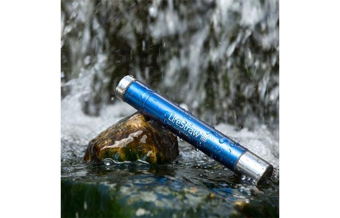 Фильтр пригодится в дальнем походе. Отправляясь в поход в дикую природу, стоит подумать о воде, особ