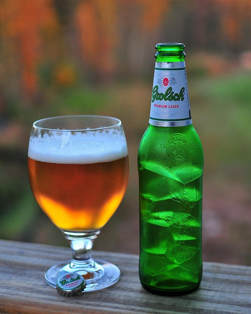 17. Пиво Grolsch. (Ted Thompson)
