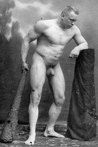 Чемпион мира по классической борьбе Георг Лурих.