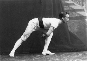 Вариант вольного упражнения
