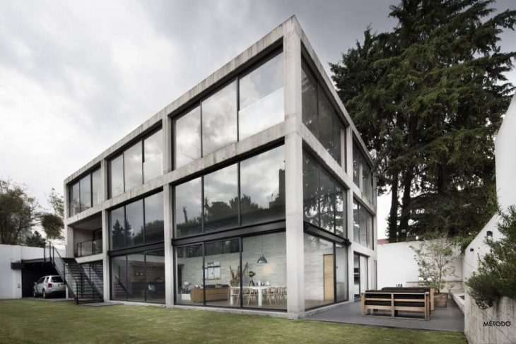 Architecture is a snapshot of our current way of living. It is a synthesis of humanity in a time spe
