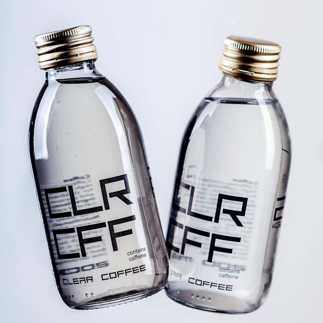 Clear Coffee – They launch a transparent coffee! (14 pics)