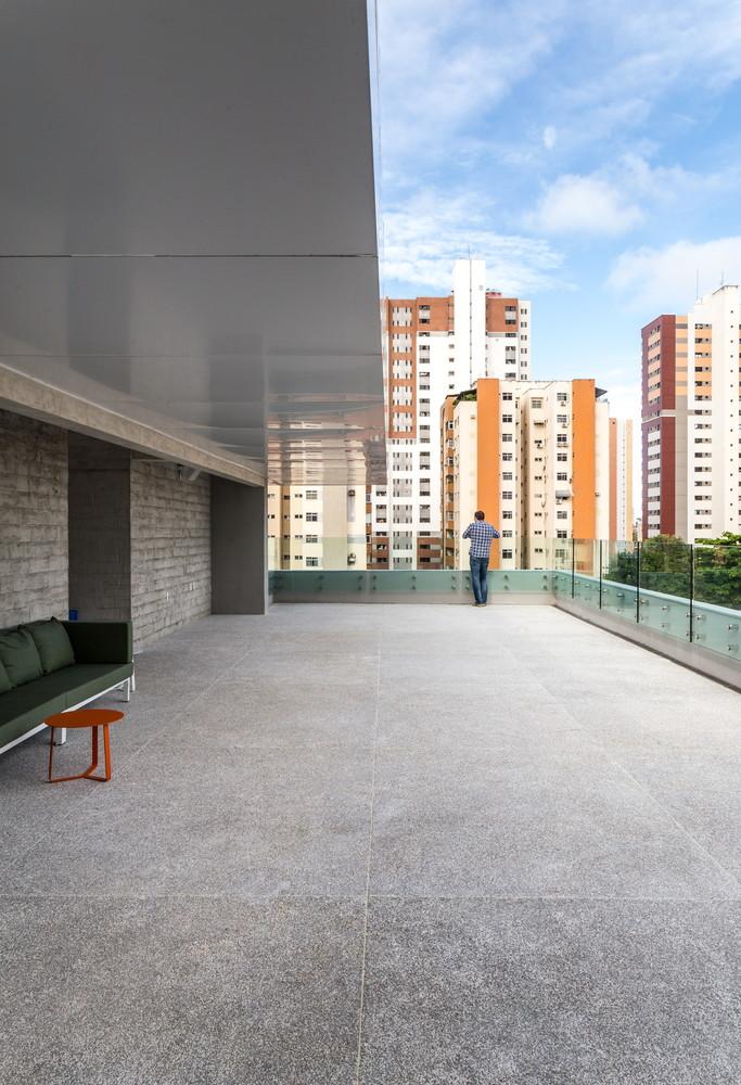 Fortaleza Photography Museum by Marcus Novais Arquitetura
