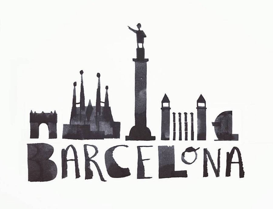 Calligraphy Cities