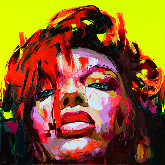 Color Fusion by Francoise Nielly (22 pics)
