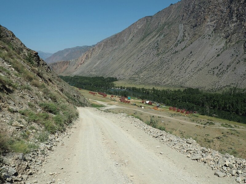 Алтай - перевал Кату-Ярык (Altai - the pass Katu-Yaryk)