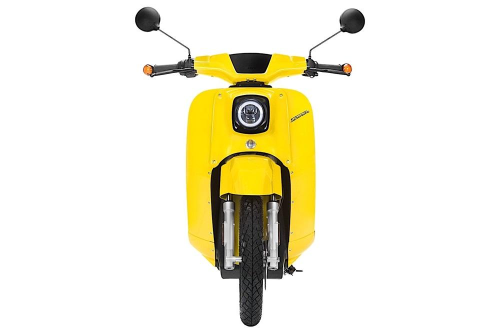 Электрический скутер Schwalbe вскоре выпустят на рынок