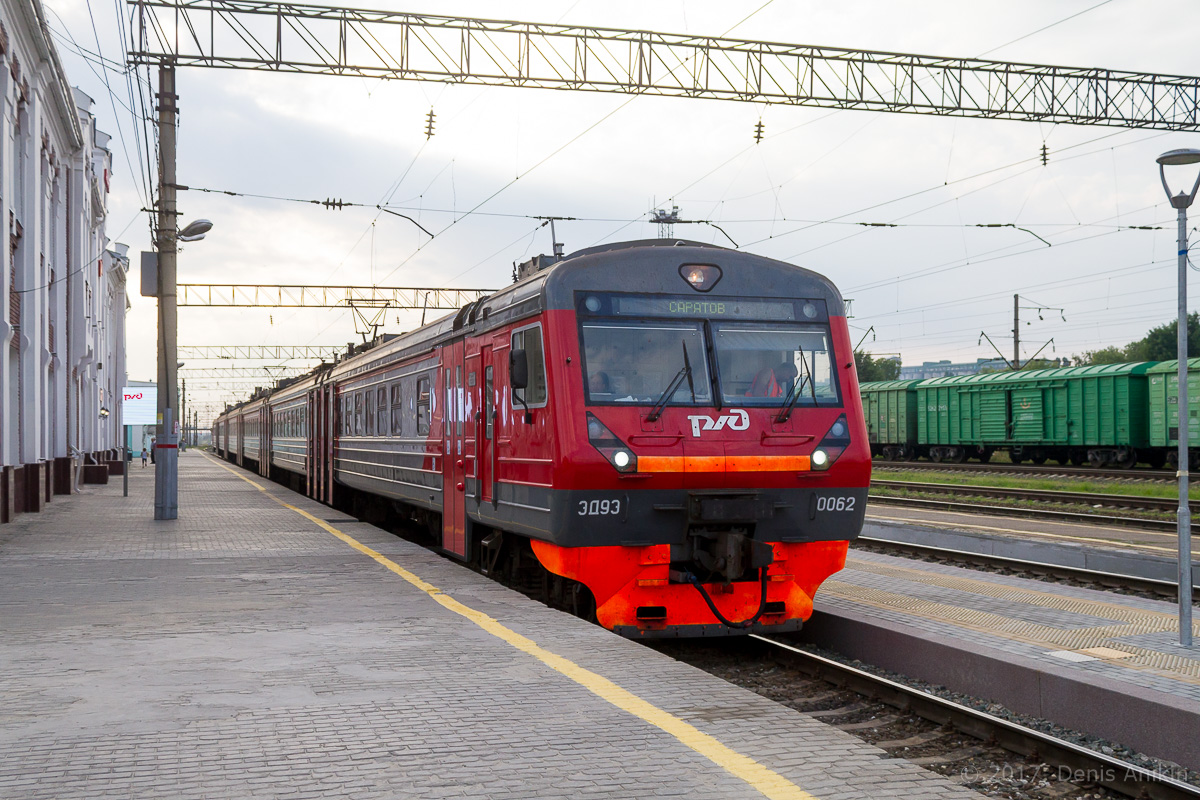 Железнодорожный вокзал Аткарск фото 4