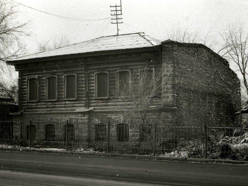 Дом Белорусова
