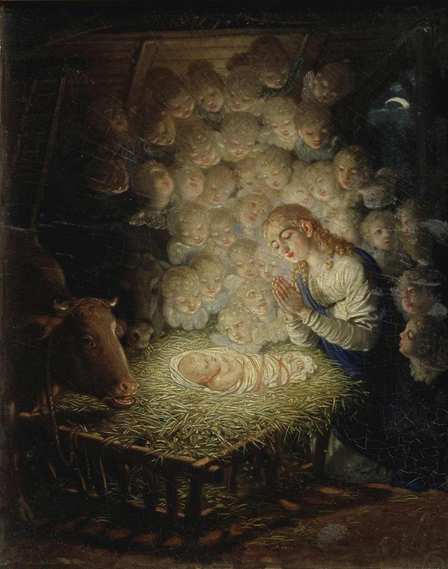 Рождество Тверская областная картинная галерея