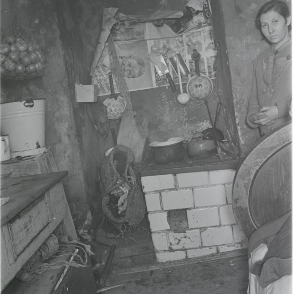 Подвальная кухня