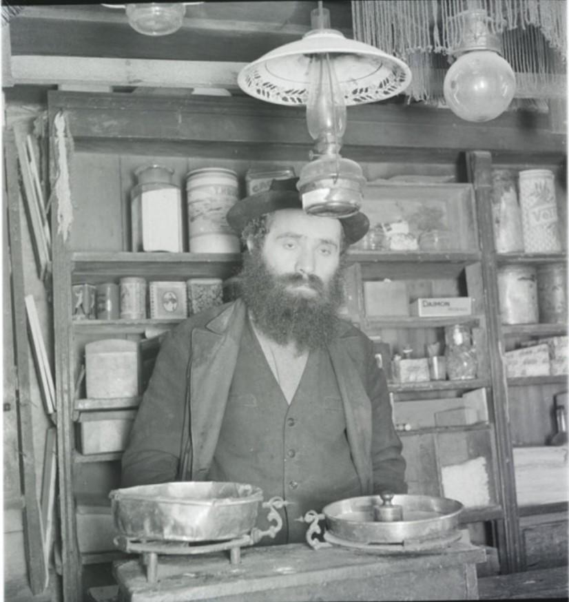 Небольшой магазин в Тересве