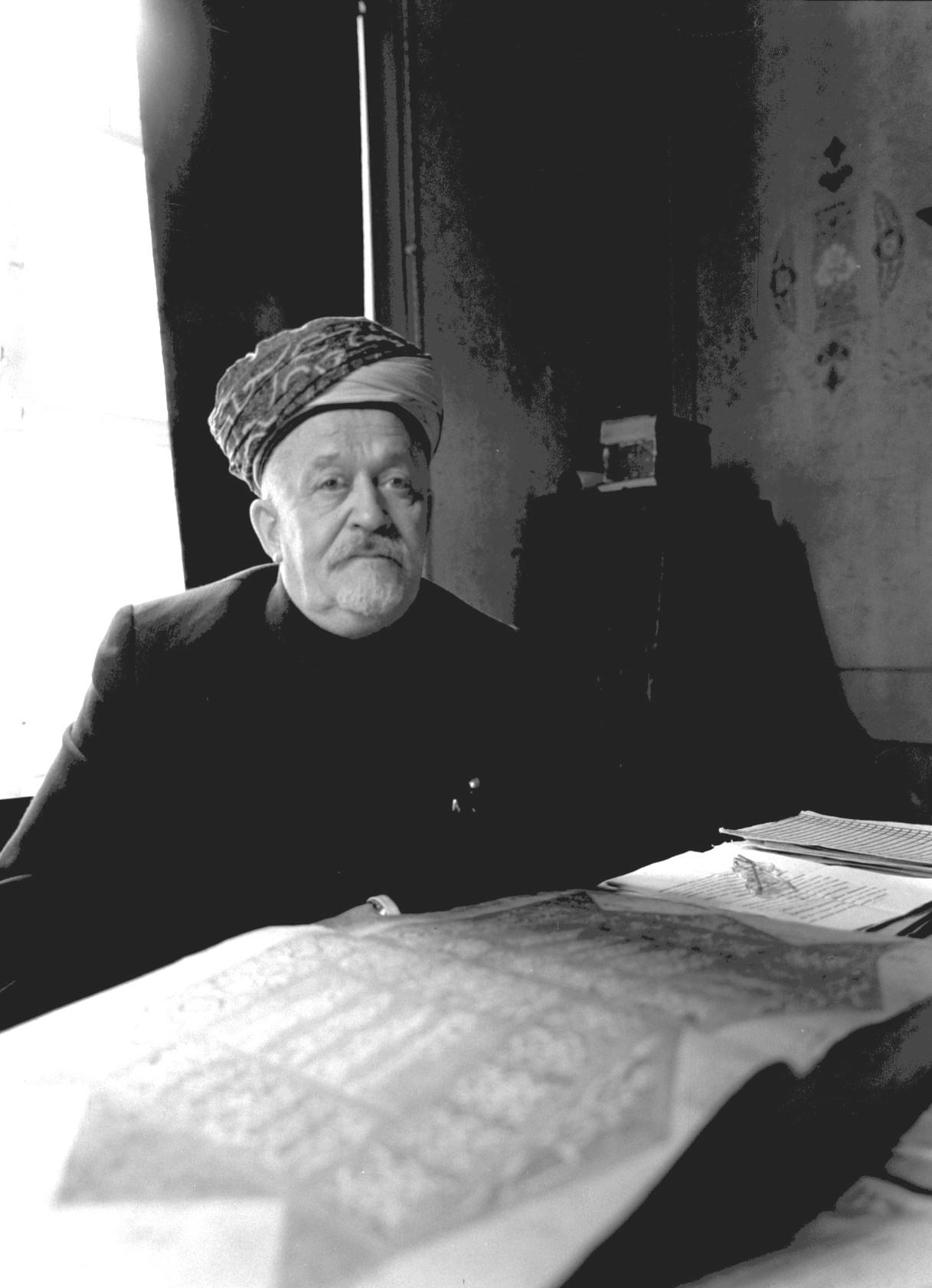 Председатель Центрального Духовного управления мусульман России главный муфтий Шакир Хиялетдинов
