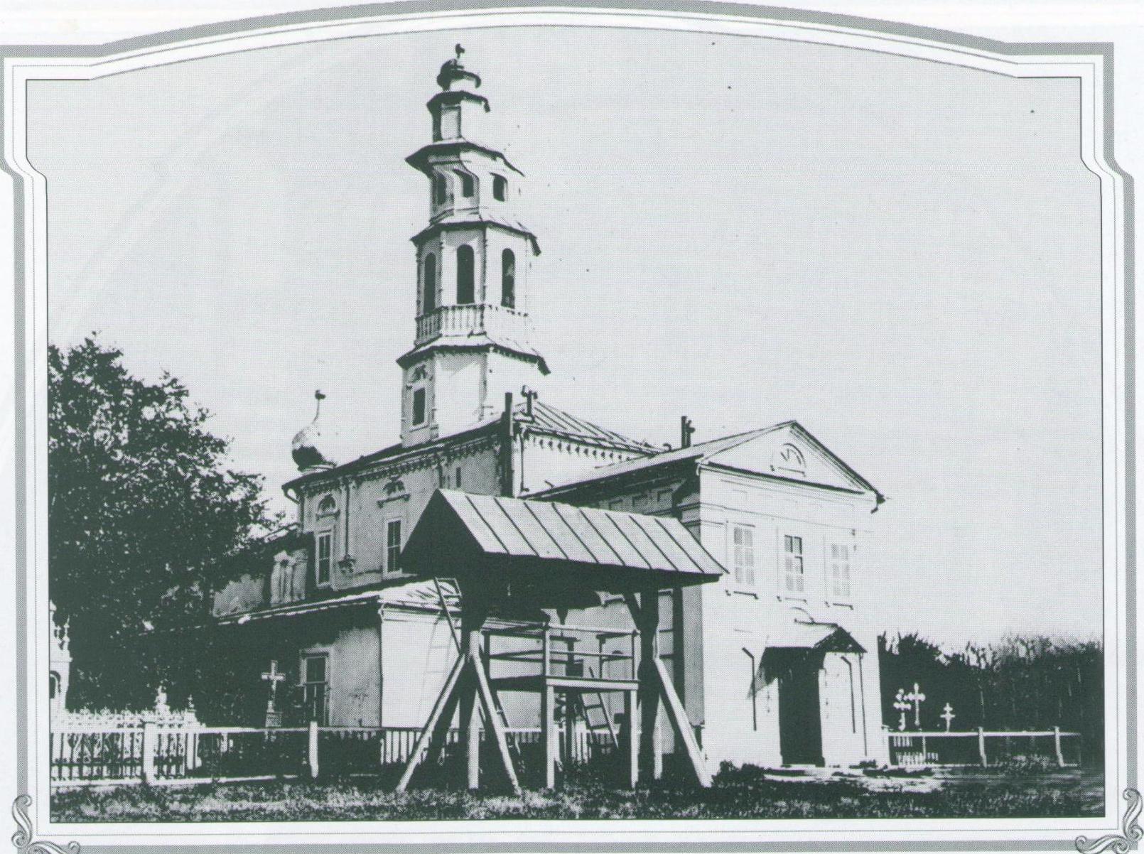 Мужской Покровский монастырь. Благовещенская церковь