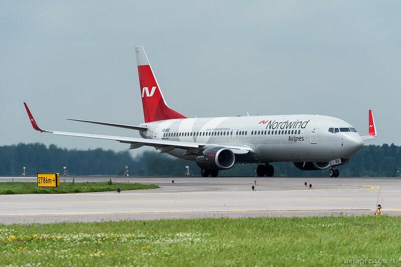 Boeing 737-8SH (VQ-BDC) Nordwind 179_D702742b