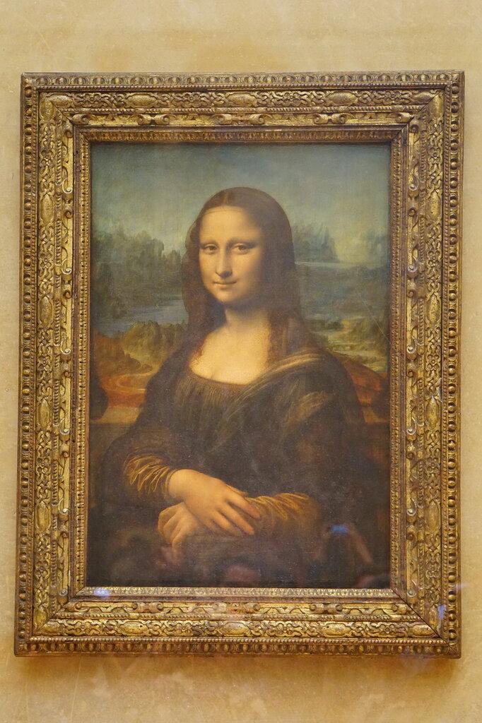 Леонардо да Винчи. Портрет Лизы Джерардини