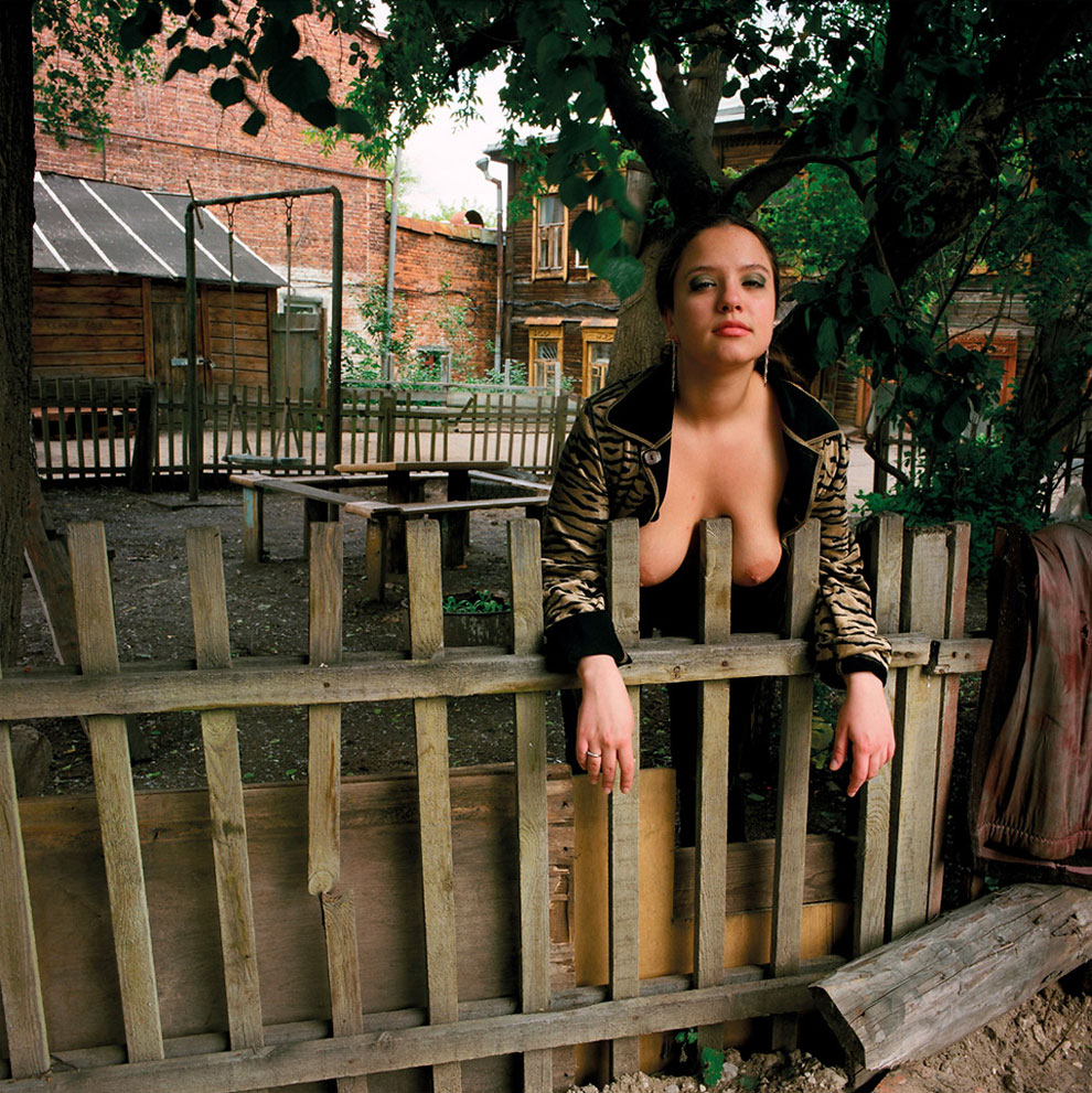 Колоритные снимки Сергея Чиликова