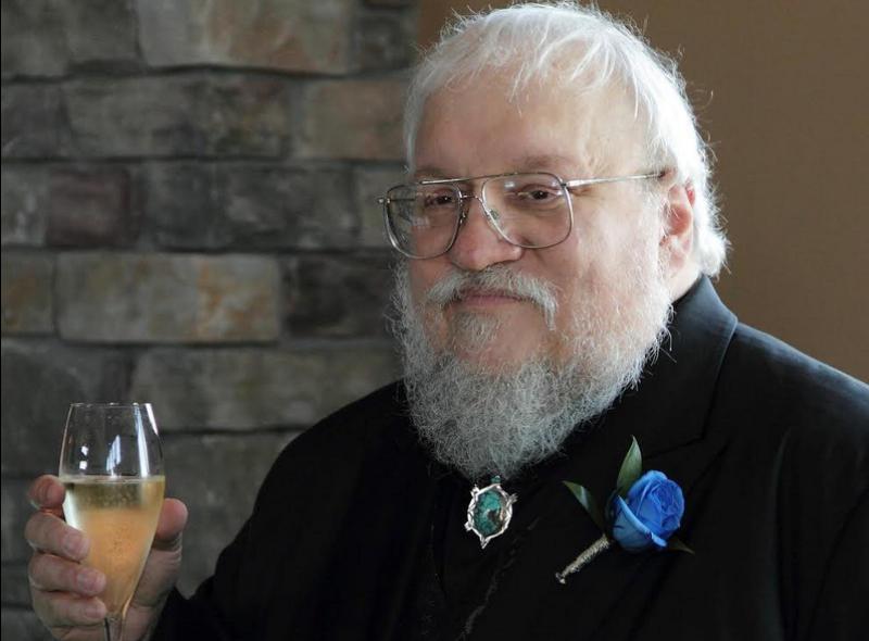 Мартин пообещал написать одну либо две книги про Вестерос в будущем году