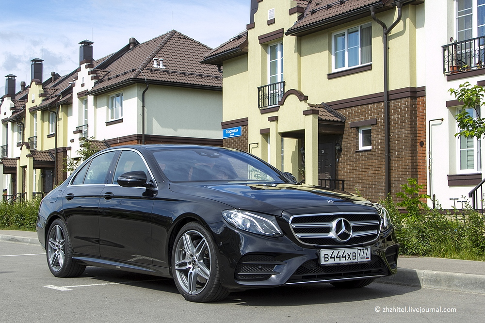 Mercedes-Benz E220d Sport Plus