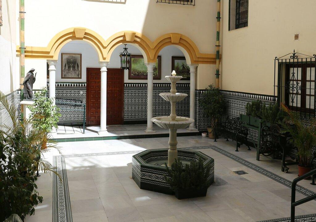 Малага. Церковь Надежды (Basílica de la Esperanza)