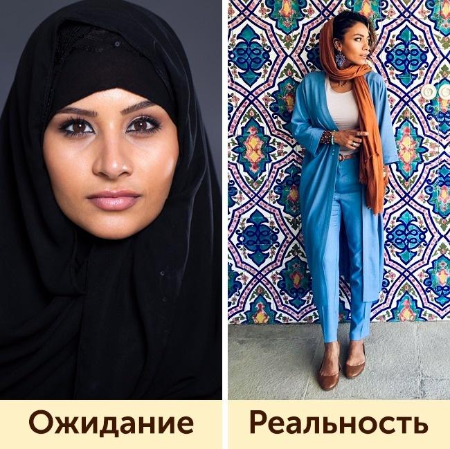 © DEPOSITPHOTOS   Хотя вИране существует закон, обязывающий всех женщин носить платок,