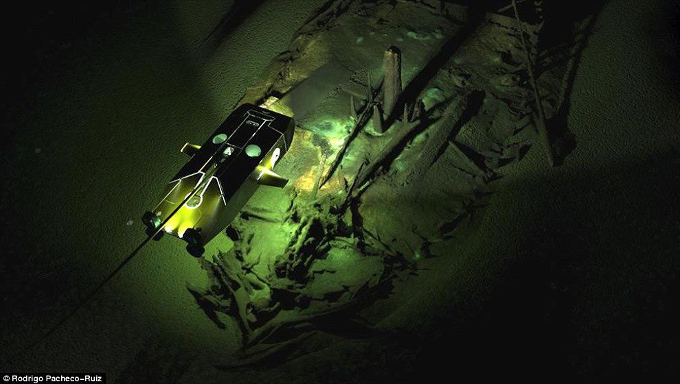 Основной целью экспедиции было проведение геофизических исследований, однако в ходе разведки ученые