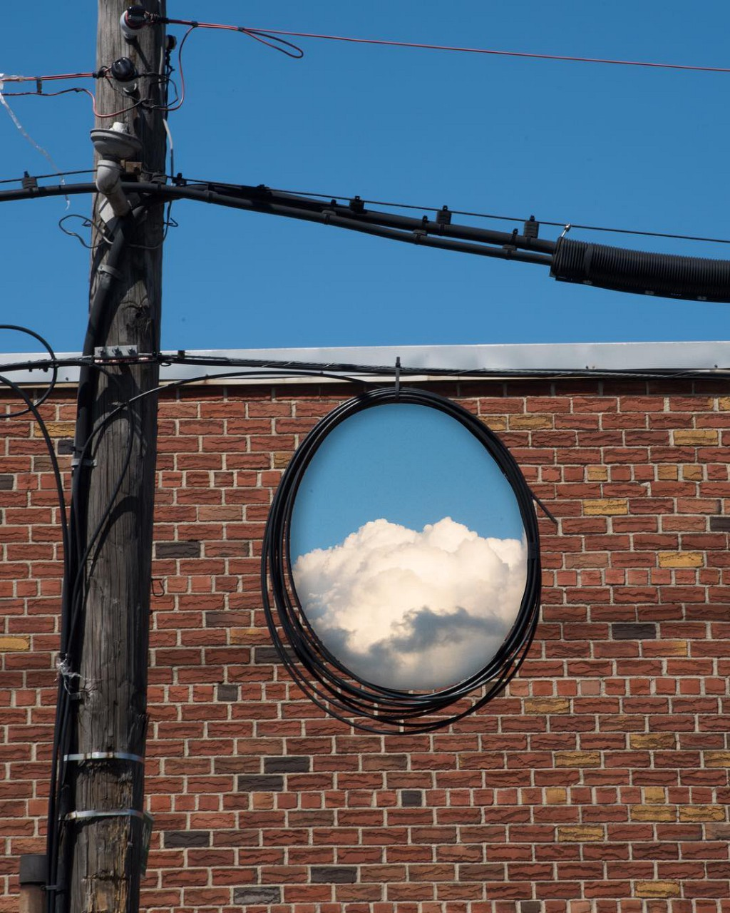 Бруклинский фотограф ищет сюрпризы на городских улицах